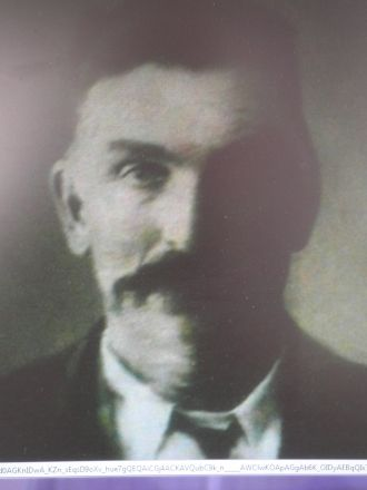 A photo of George Francis Beasley