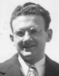 A photo of Morris E Brodwin
