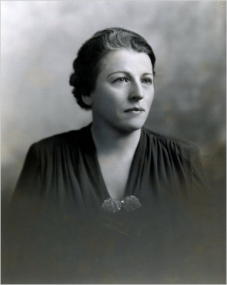 A photo of Pearl S. Buck