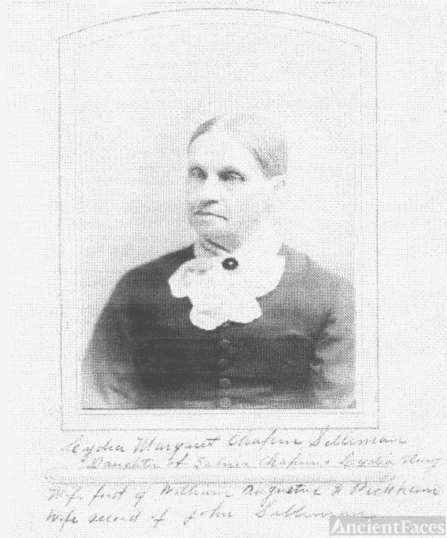 Lydia Margaret CHAPIN