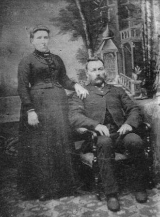 Georges LaCroix & Rosanna Corbeil, Quebec