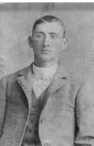 great grandfather Robert Lee