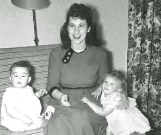 Wendy,  Annabelle and Kathy Kroetch