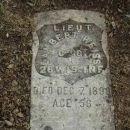 Lambert Weiss gravesite