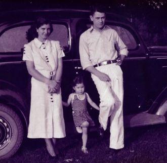 Robert Leslie McKinney family