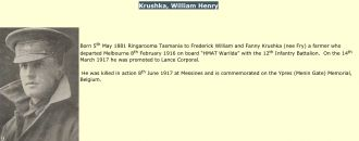 William Henry Kruschke