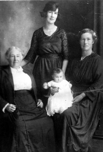 Harriet Cleaveland Family