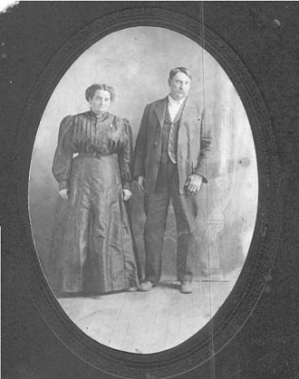 William Smith Terrill and Wife Mary Ann (Thompson)