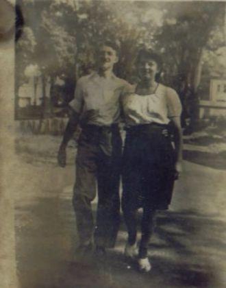 John & Mary Stephens
