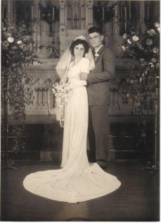 Howard Edward Bowers & Helen Emilie Cowan