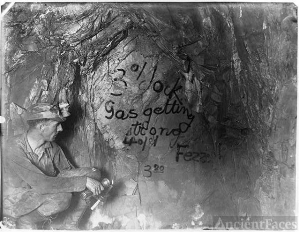 The last message, Argonaut mine