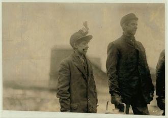 Arthur Havard, a young driver