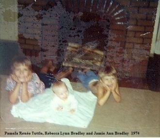 Bradley sisters, 1974