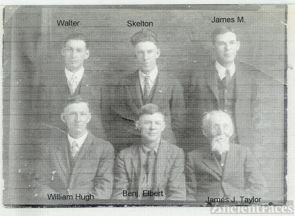 James Jasper Taylor and sons