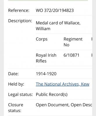 William Robert Wallace