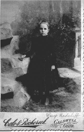 Mary Radcliff