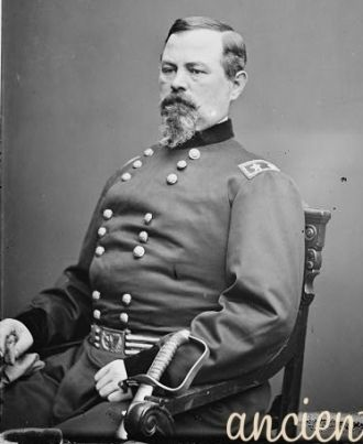 Irvin McDowell - Major General US Army