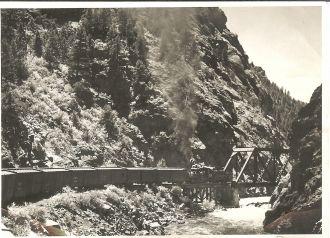 C & S 70 Train, Colorado