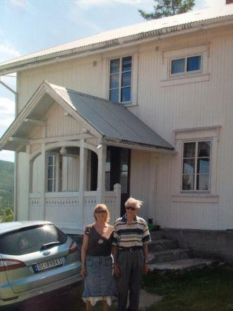 Knut Paul & Ellen Ourom