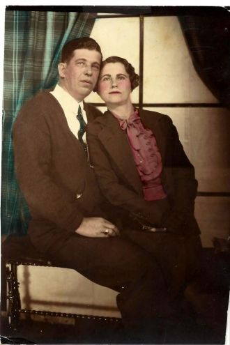 Ila Pearl (Scarbrough) and William Boyd