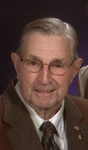 A photo of Harvey Henry John Dettmer