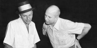 Jimmy Van Heusen and Frank Sinatra