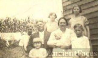 Dave Mac Moore, Jr. Family