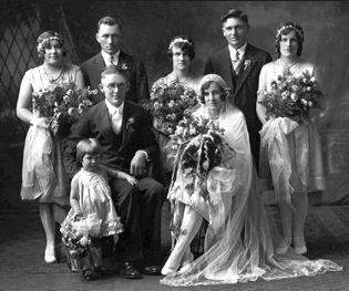 Leo & Edith (Valerius) Kirscht, 1928 Minnesota