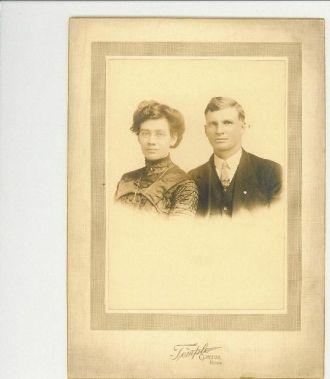 Mr and Mrs EJ Loftus