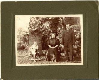 John W Stahl Family