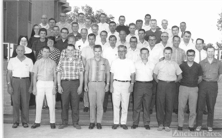 1967 NSF Institute, University Northern Illinois