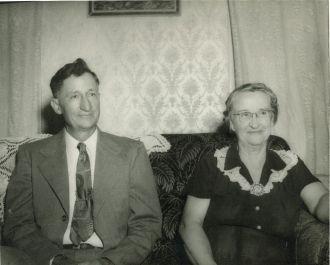 William Odie & Addie Griffin