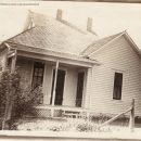 Lucille (McClelland) Bomstead Home, Kansas