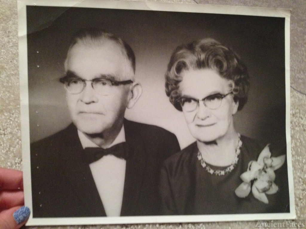 Charles William Carman and Wife Vera Wilkerson Carman
