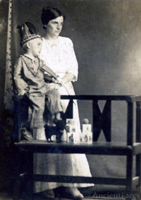 Francis and Ora (Dunn) Boyce