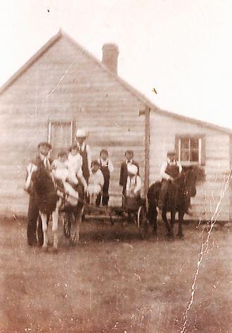 The Hertel Country School, South Dakota