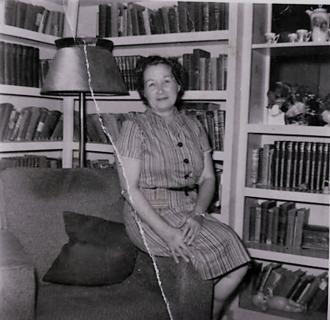 A photo of Florence Estelle (Vandagriff) Taylor