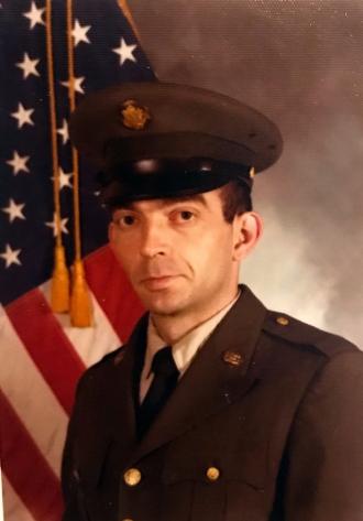 Military  Cecil Elvis Collett