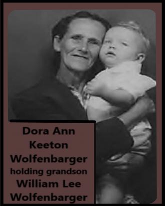 Dora Keaton Wolfenbarger