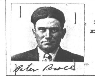 Peter Broll, 1936