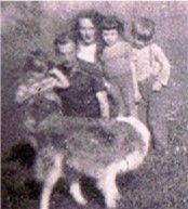 Jeanette, Lester, Melba, Judy, Terry