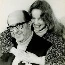 Sandy Dennis and Phil Silvers