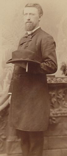 Rev W. R. Dill