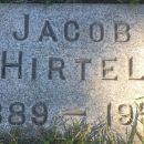 Jacob Hirtel Gravesite