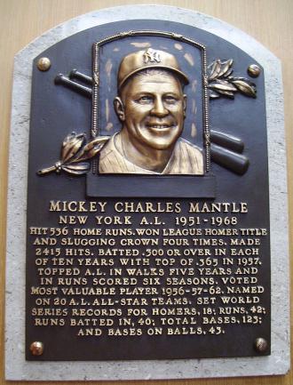 Mickey C Mantle