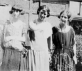 Dorothy, Thelma & Iva Ferguson