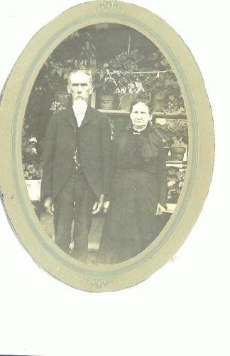 Charles Kitchen & Loretta Mobley Kitchen