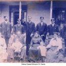 Sidney Caswell Brandon Family