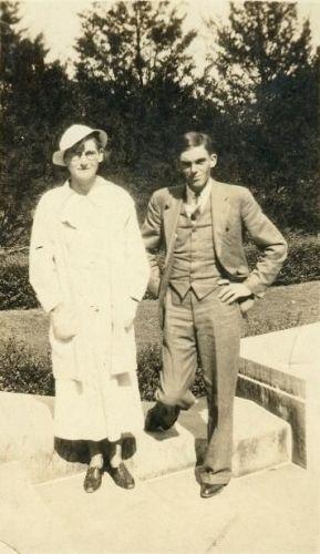 Aunt Catherine & Uncle Whitney