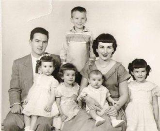 Harry Jerome Berberich family